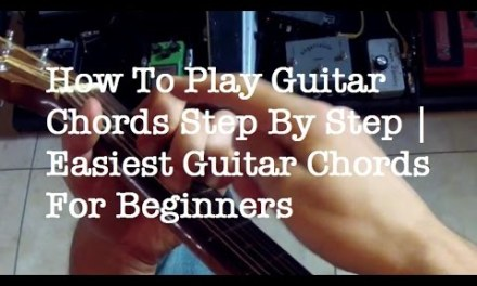 How To Play The Best Chords On Guitar For Beginners | Chords That Sound Good Together
