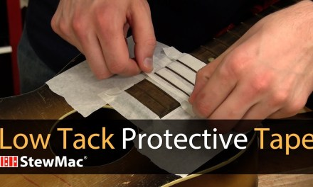 Safeguard delicate finishes with Low Tack Protective Tape