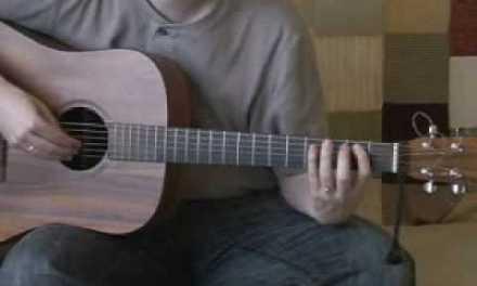 Guitar Lesson – G Scale