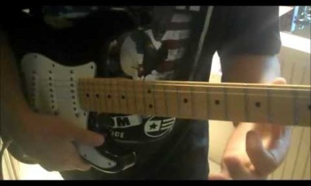 Guitar Lessons – Chromatic Scale Exercises – Part 1