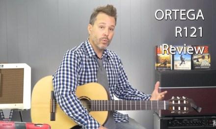 Ortega R121 Review Classical Nylon Spanish Guitar