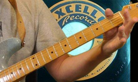 Lightnin' Slim Guitar Lesson – My Home Is A Prison INTRO