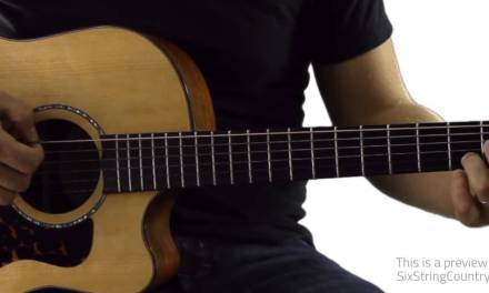 Country Girl (Shake It For Me) – Guitar Lesson and Tutorial – Luke Bryan
