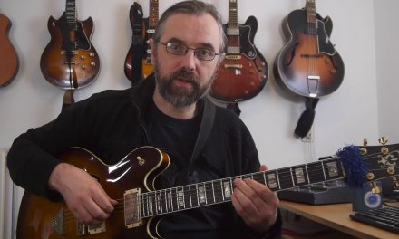 F Jazz Blues Comping Jazz Chords and Concepts Guitar Lesson