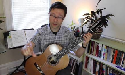 Lesson & PDF: Leyenda Theme for Classical Guitar (Beginner)