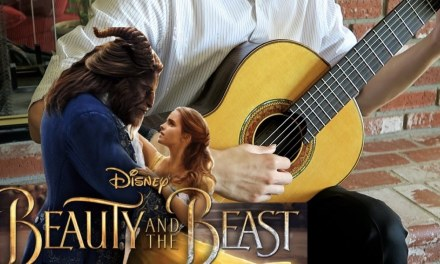 Beauty and the Beast – Classical Guitar Cover (Tabs + Sheet Music)