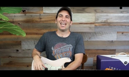 How To Create Guitar Solos – Guitar Lesson – Quick Tips For Soloing Over Changes – Stache Of Licks