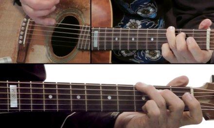 Tommy Emmanuel Guitar Lesson – Hope Street Tri Performance