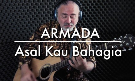 Asal Kau Bahagia   Fingerstyle Guitar