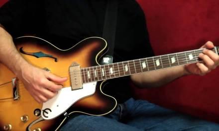 Honky Tonk Women – The Rolling Stones – Guitar