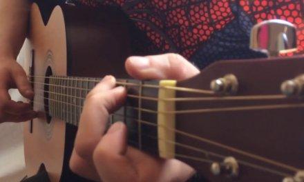 How to play Corina Corina, Mississippi John Hurt fingerpicking blues guitar lesson