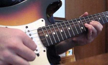 Honestly – Harem Scarem(#33 Guitar Solo Cover)