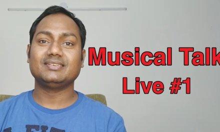 Musical Talk Live #1