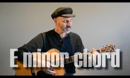Em Chord – Guitar Lesson