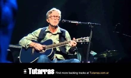 Eric Clapton – hoochie coochie man  [Guitar Backing tracks]