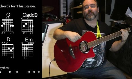 Awesome Basic Guitar Lesson – Part  2