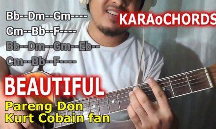 Beautiful life Goblin – OST – Beautiful by Crush chords – Karaoke Style Guitar Tutorial