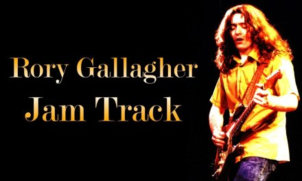 Rory Gallagher – Secret Agent (Jam Track)