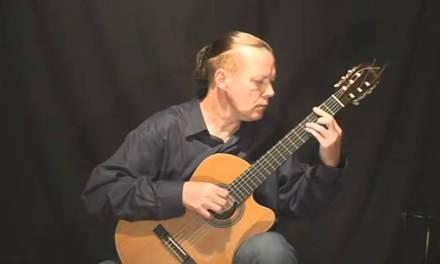 Modern Classical Guitar – King Arthur (Valery Litvinov – guitar)