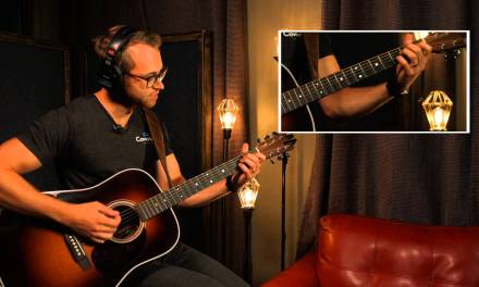 """""""Risen"""": From Covenant Worship (Official Acoustic Guitar Tutorial)"""