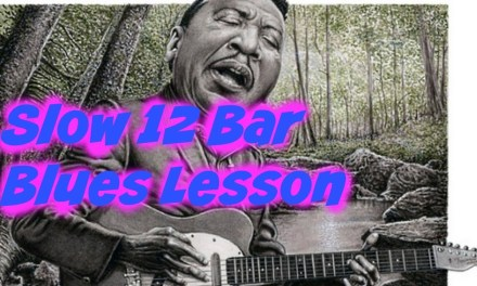 Must Know 6 minute (12 Bar Blues)