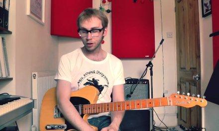 Blues Rhythm Guitar Lesson The Slow Blues Slide