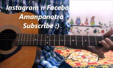 Zara Zara Mehakta Hai – Romantic Guitar Cover Lesson chords SONG