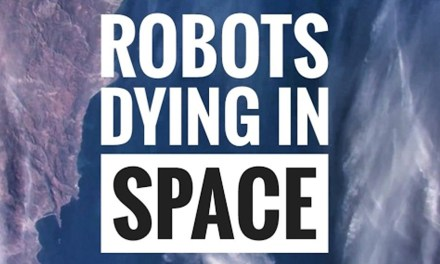 Robots Dying in Space ~ Ambient Guitar ASMR / Frisson ~