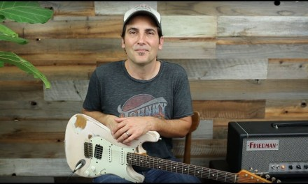String Bending The Key To Soulful Soloing – Guitar Lesson – How To Add Emotion To Your Playing