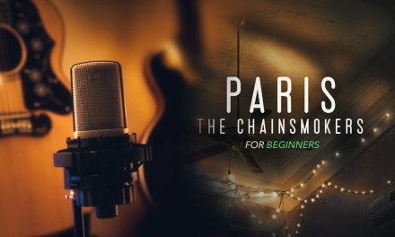 PARIS for Beginners – THE CHAINSMOKERS – Guitar Lesson Tutorial – Teaser