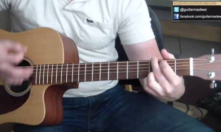 Ritchie Valens – La Bamba – Guitar Tutorial (SO EASY ITS NOT EVEN FUNNY!…)