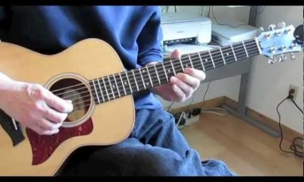 Guitar Lesson: Willie Nelson's Lead Style