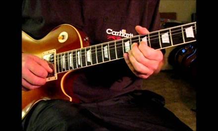 Hotel California Guitar Solo Lesson Part 1