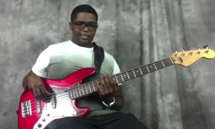 Bass Pentatonic Scale Lesson