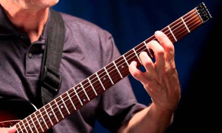 "Jody Fisher – LACM Online Guitar Lesson Excerpt ""Half Step Dominant Approach Chords"""
