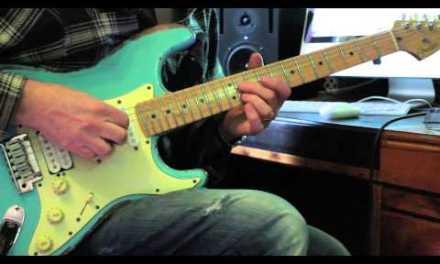Son Of A Preacher Man – Guitar Intro – Tutorial