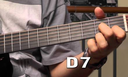"""How to play """"Here, There and Everywhere"""" – Easy guitar tutorial w/chords!"""