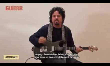 Best Of Steve Lukather Guitar Lesson