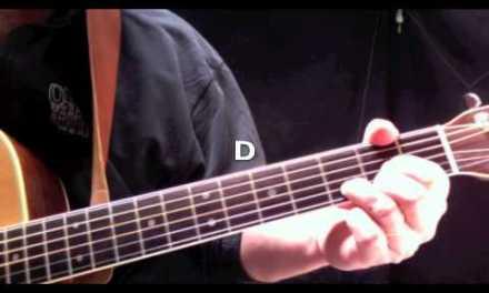 MARGARITAVILLE – Guitar Lesson