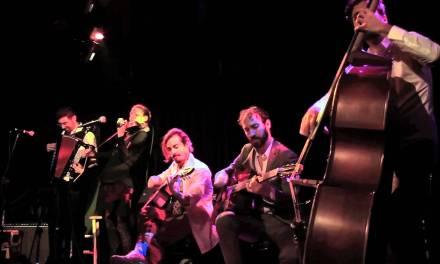 Alex Simon Gypsy Swing Ensemble
