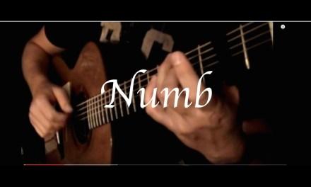 Numb (Linkin Park) – Fingerstyle Guitar