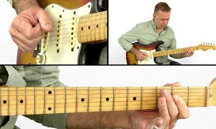 Slide Guitar Lesson – Playing Techniques – BJ Baartmans
