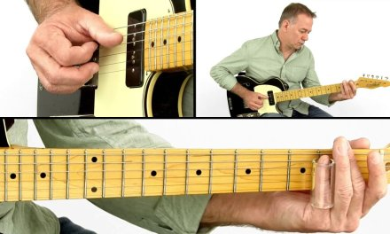 Slide Guitar Lesson – A Major Change Performance – BJ Baartmans