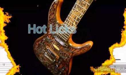Guitar Lessons/Hot Licks in the style of ( SRV, John Mayer & Mark Knopfler)