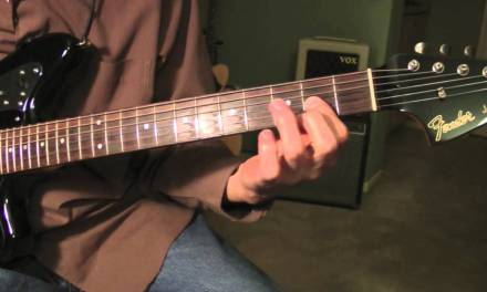 Honky Tonk – Guitar Lesson