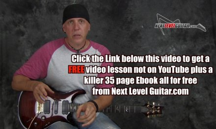 Top 6 guitar soloing mistakes when learning lead solo guitar