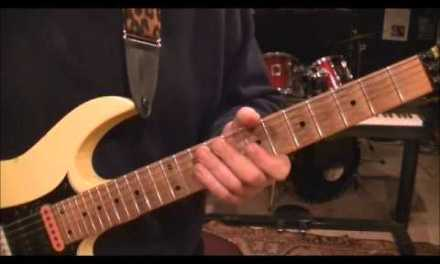 Def Leppard – Woman – Guitar Lesson by Mike Gross