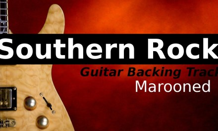 Southern Rock / Country Rock Backing Track Jam in E Major