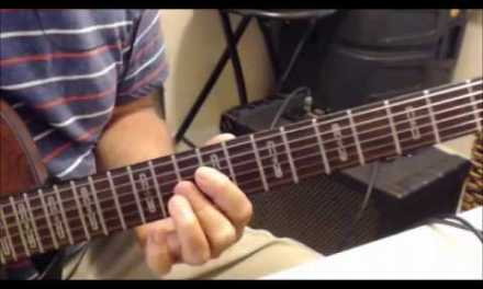 """"""" Applying  Jazz Guitar to the Blues"""""""