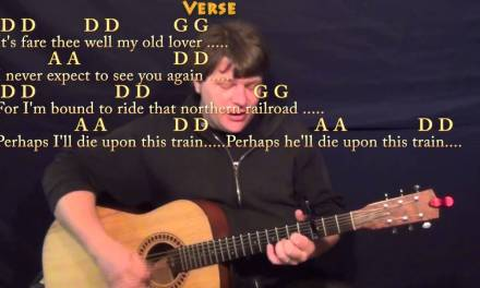 Man of Constant Sorrow – Guitar Cover Lesson with Chords/Lyrics – Country Feel